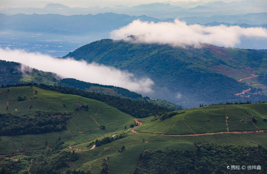 东白山旅游景点图片