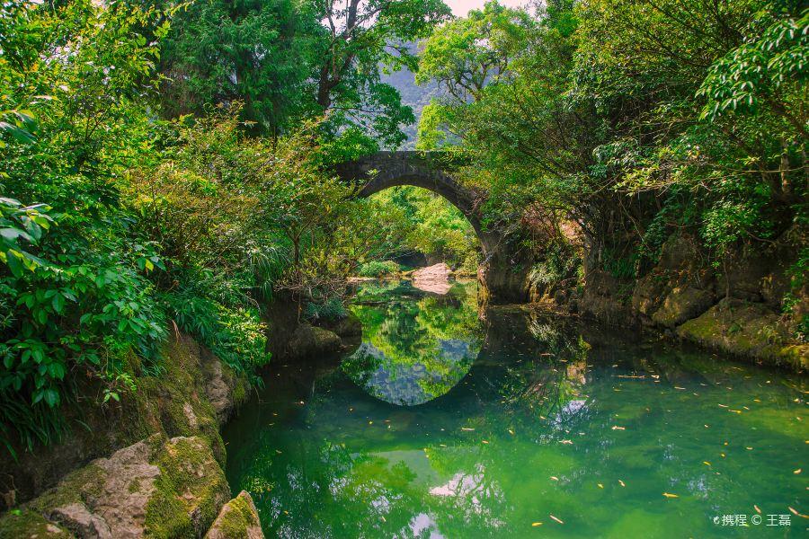 荔波茂兰自然保护区旅游景点图片