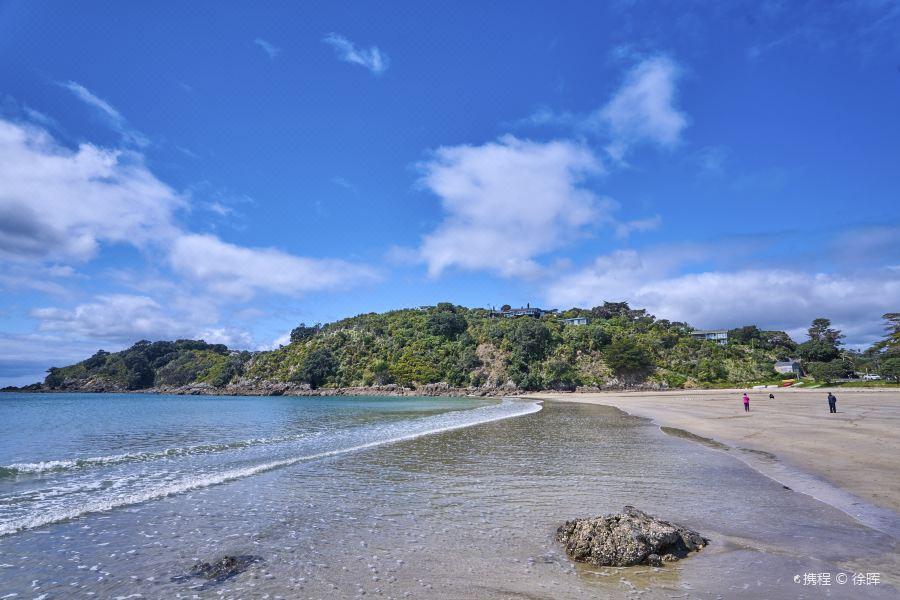 怀希基岛旅游景点图片