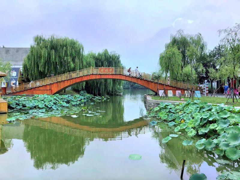 稻香湖公园旅游景点图片