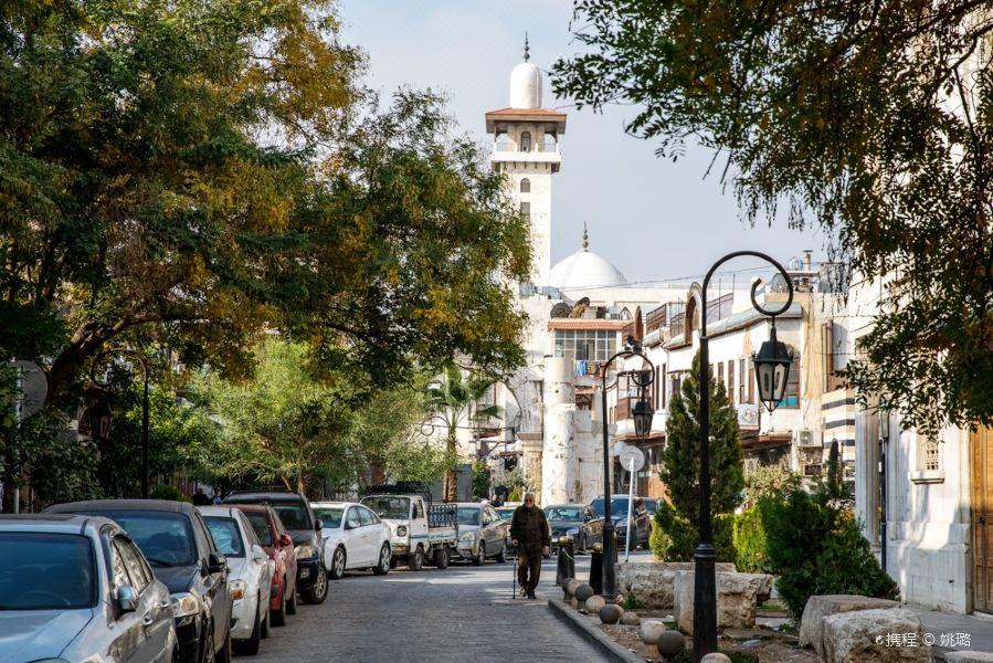大马士革古城旅游景点图片