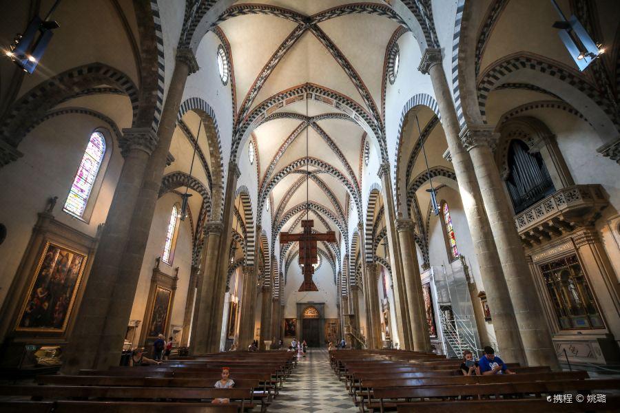 新圣母玛丽亚教堂旅游景点图片