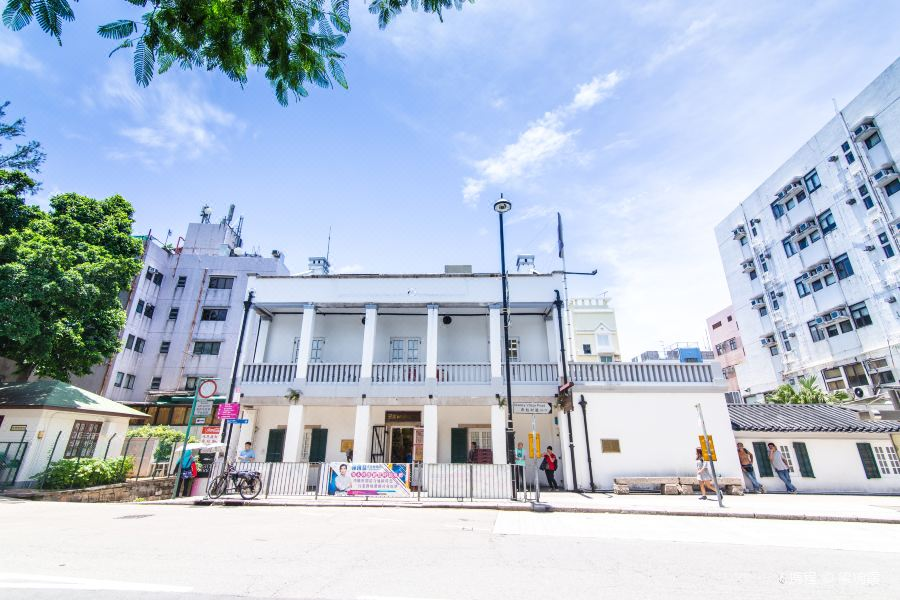 赤柱旧警署旅游景点图片