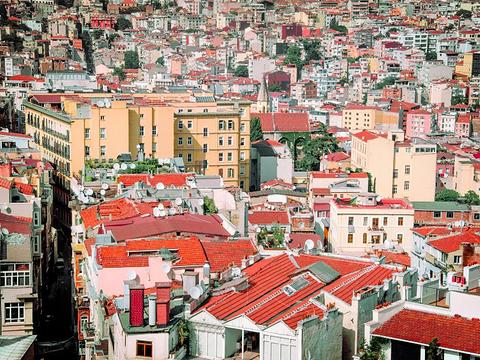 伊斯坦布尔旧城区