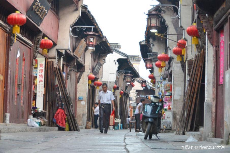 高淳老街旅游景点图片