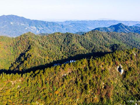 穿岩山国家森林公园