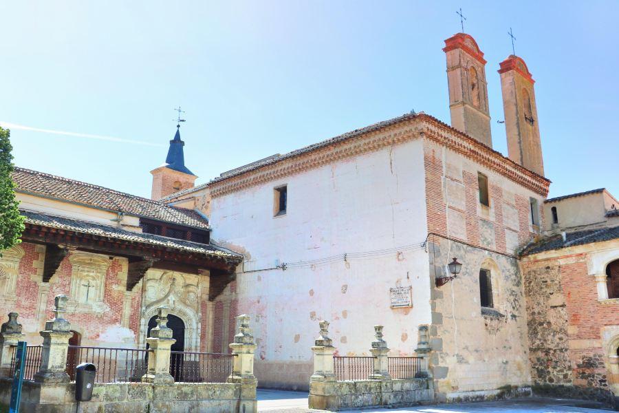 圣安东尼奥埃尔修道院旅游景点图片