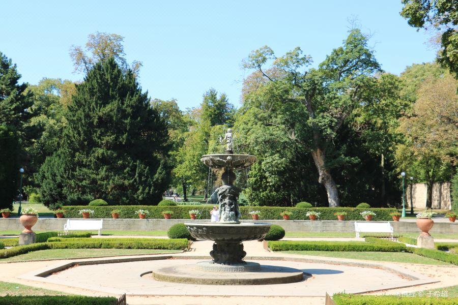 皇家花园旅游景点图片