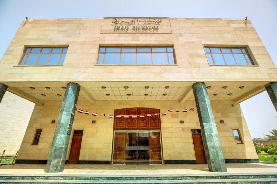 伊拉克国家博物馆旅游景点图片