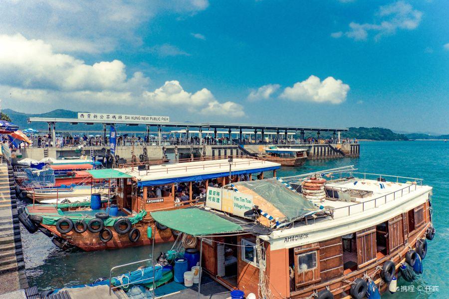 西贡旅游景点图片
