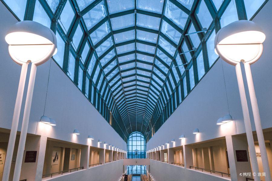 北极中心和拉普兰省博物馆旅游景点图片