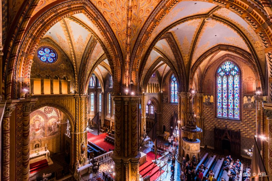 马加什教堂旅游景点图片