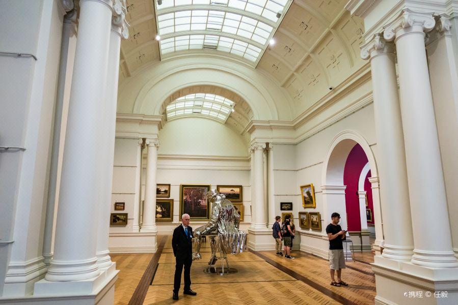 新南威尔士州美术馆旅游景点图片