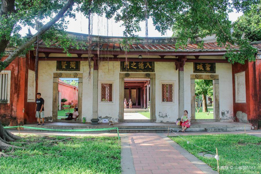 台南孔庙旅游景点图片