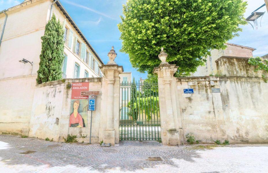 阿维尼翁安格拉东博物馆旅游景点图片