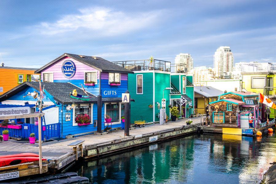 渔夫码头旅游景点图片