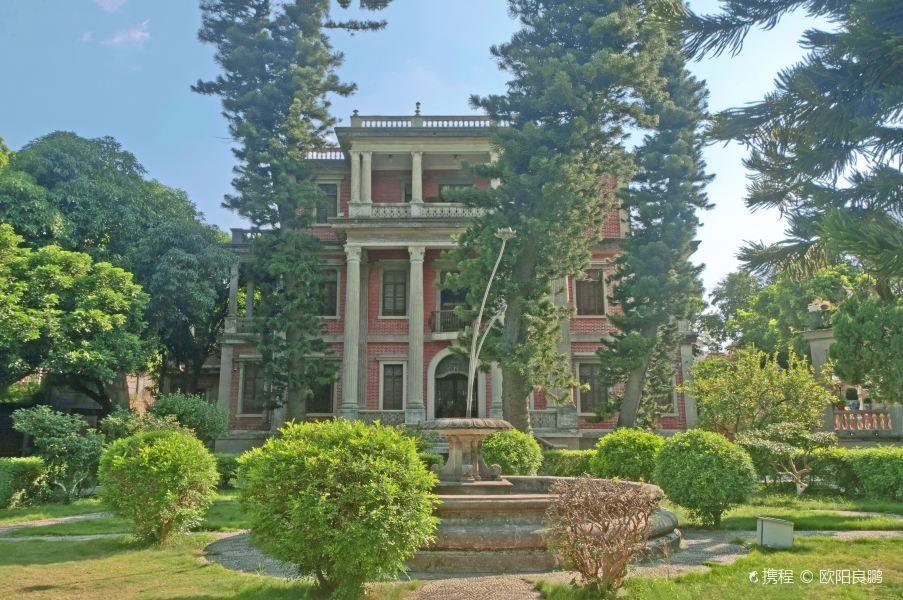 李清泉别墅旅游景点图片
