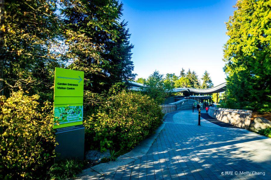 范度森植物园旅游景点图片