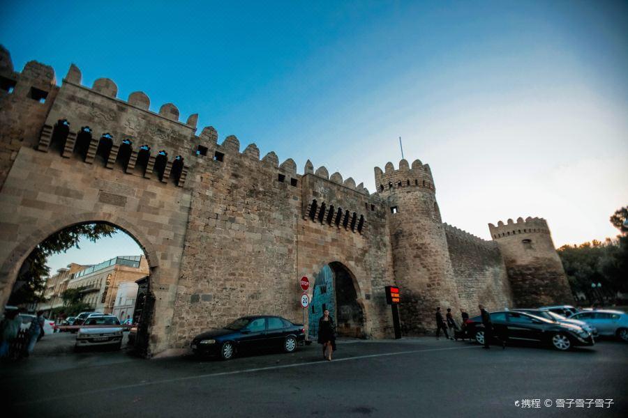 巴库老城旅游景点图片