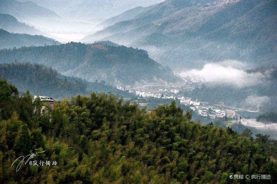 坡山村旅游景点图片