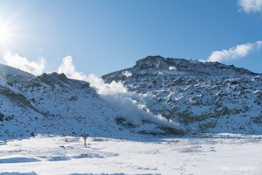 阿寒摩周国立公园旅游景点图片