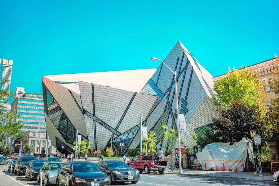 安大略皇家博物馆旅游景点图片