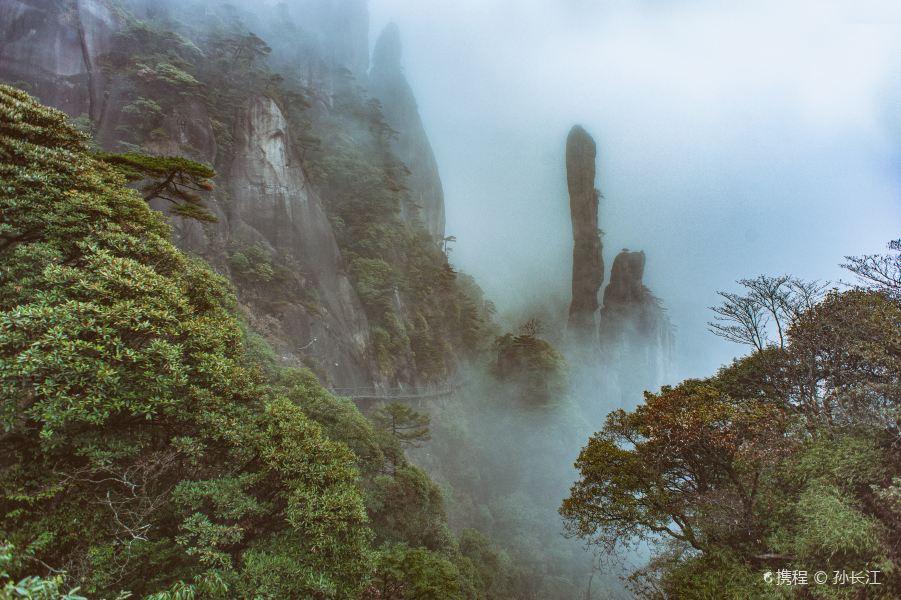 巨蟒出山旅游景点图片