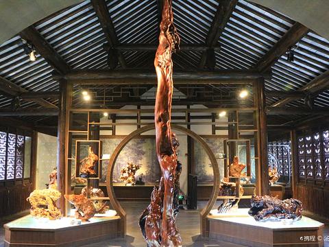 张正根雕艺术馆