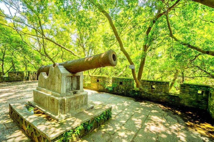 赤湾古炮台旅游景点图片