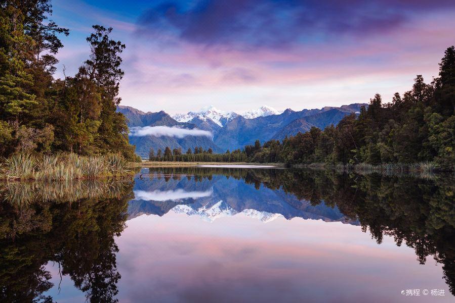 马瑟森湖旅游景点图片