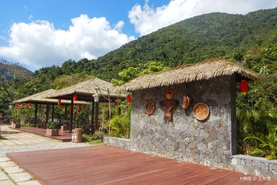 吊罗山国家森林公园旅游景点图片