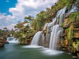 昆明瀑布公园
