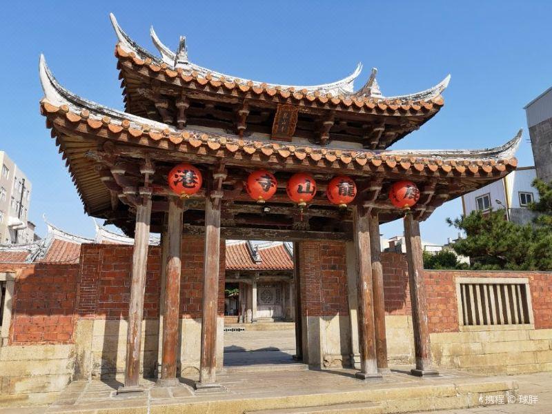 鹿港龙山寺旅游景点图片