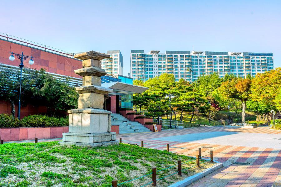 国立大邱博物馆旅游景点图片