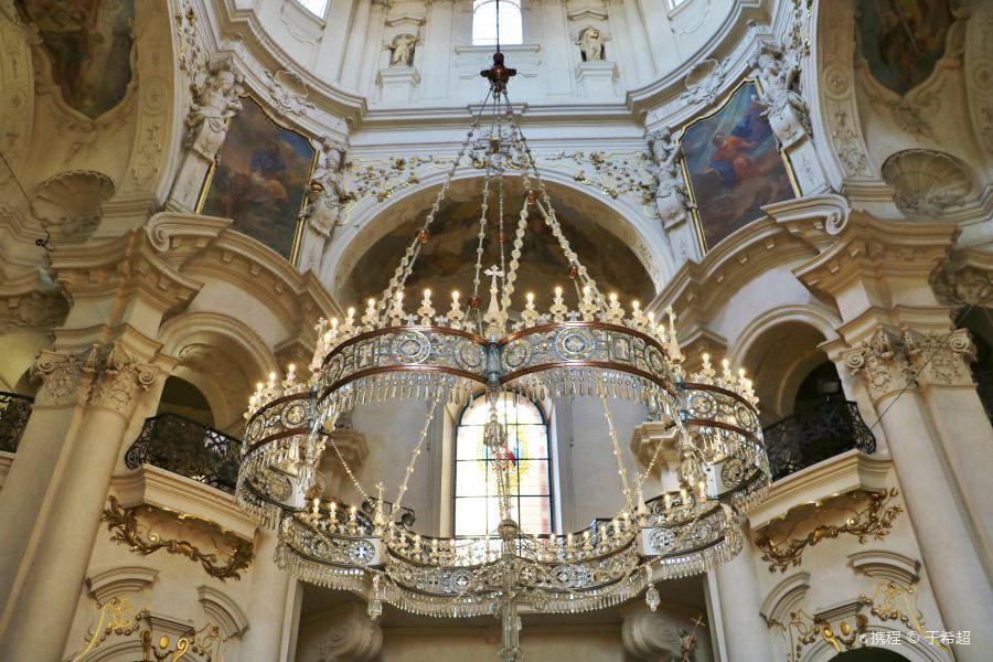 圣尼古拉斯教堂(老城广场)旅游景点图片