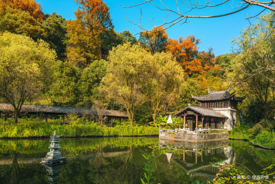 乡贤园旅游景点图片