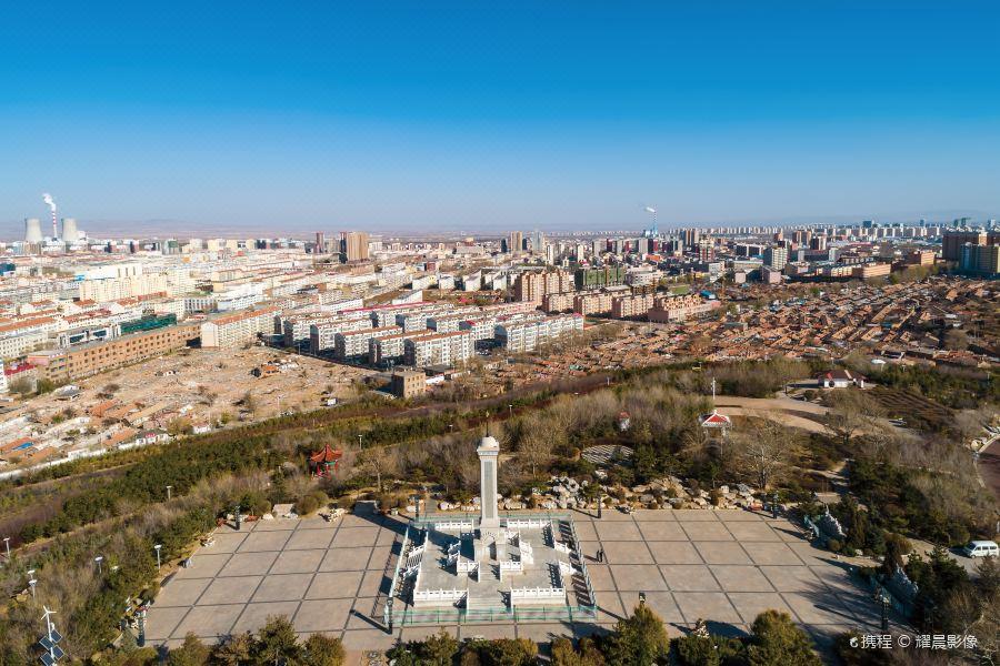 纪念牌广场旅游景点图片