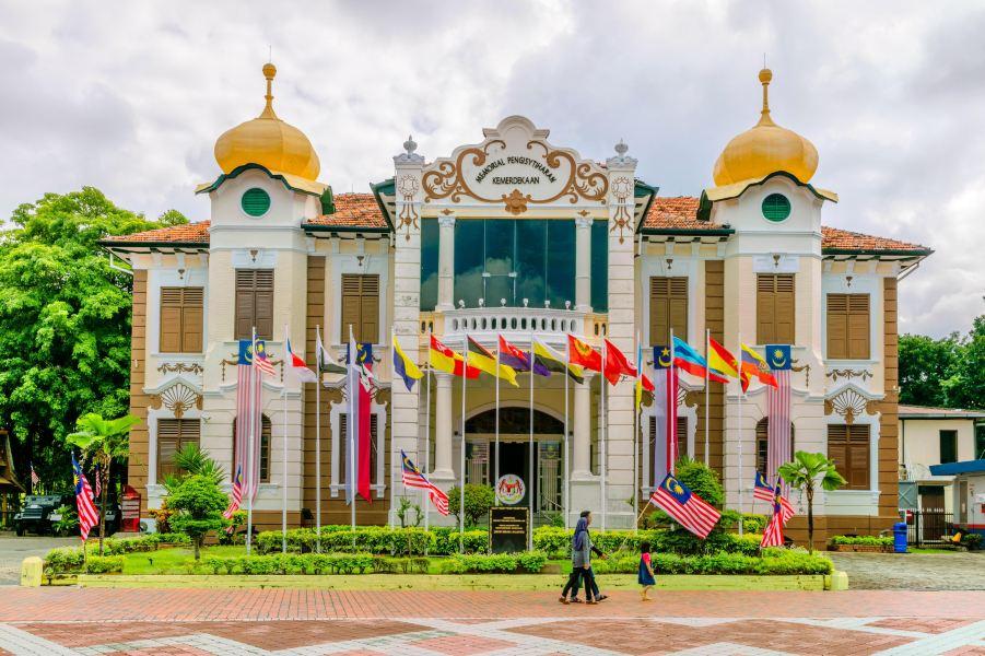 独立宣言纪念馆旅游景点图片
