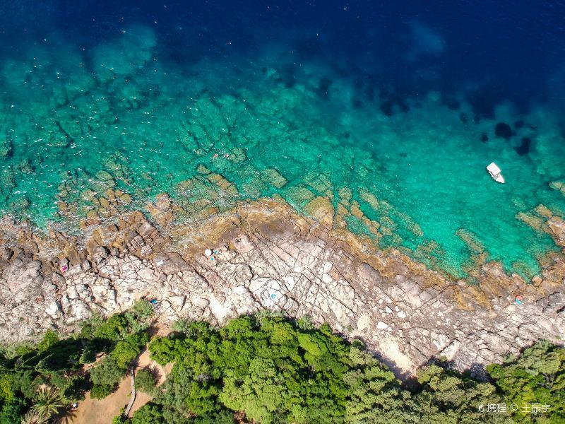 Lokrum岛旅游景点图片