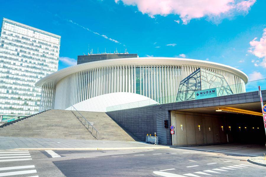 卢森堡欧洲法院旅游景点图片
