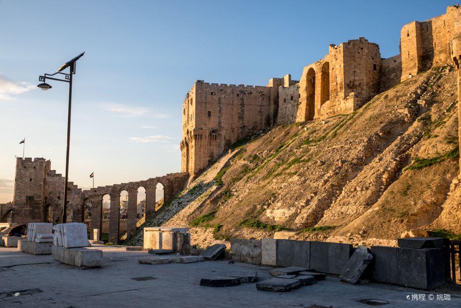 阿里波城堡旅游景点图片