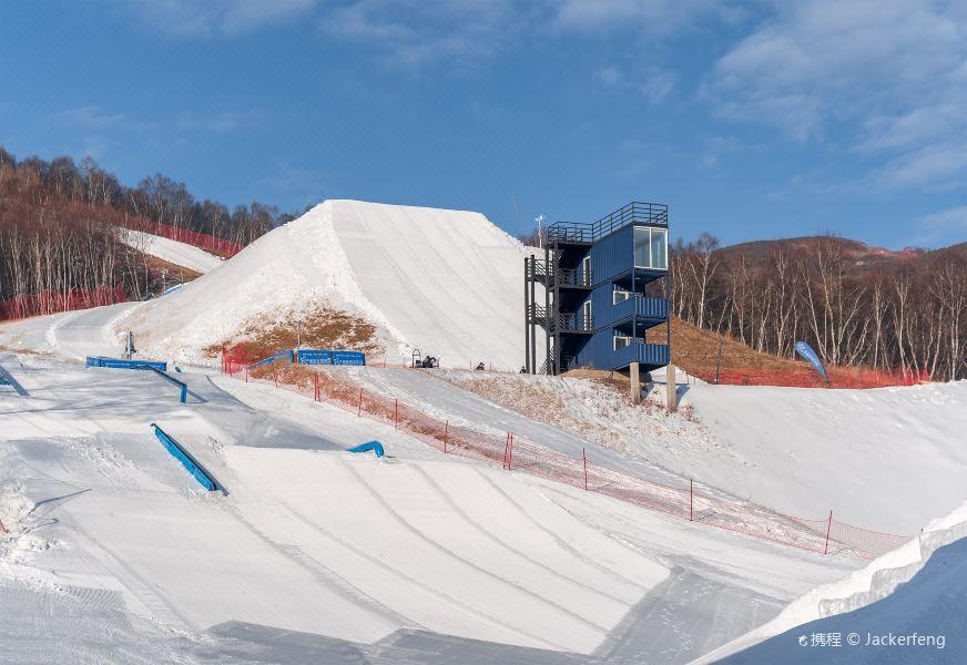 密苑云顶乐园(云顶滑雪场)旅游景点图片