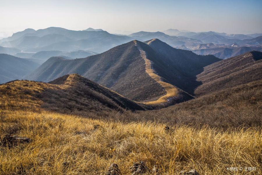 中上元古界国家级自然保护区旅游景点图片