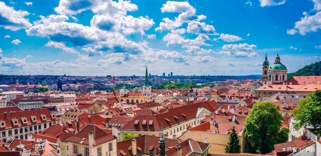 布拉格旅游景点图片