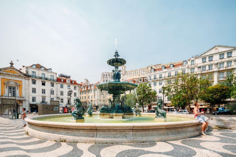 罗西欧广场旅游景点图片