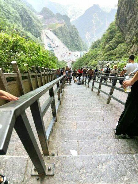 天门山旅游景点图片