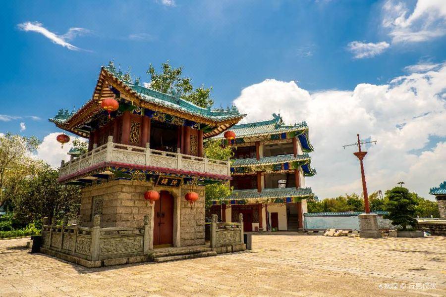 赤湾天后庙旅游景点图片