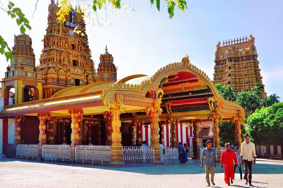 康德萨米神庙旅游景点图片