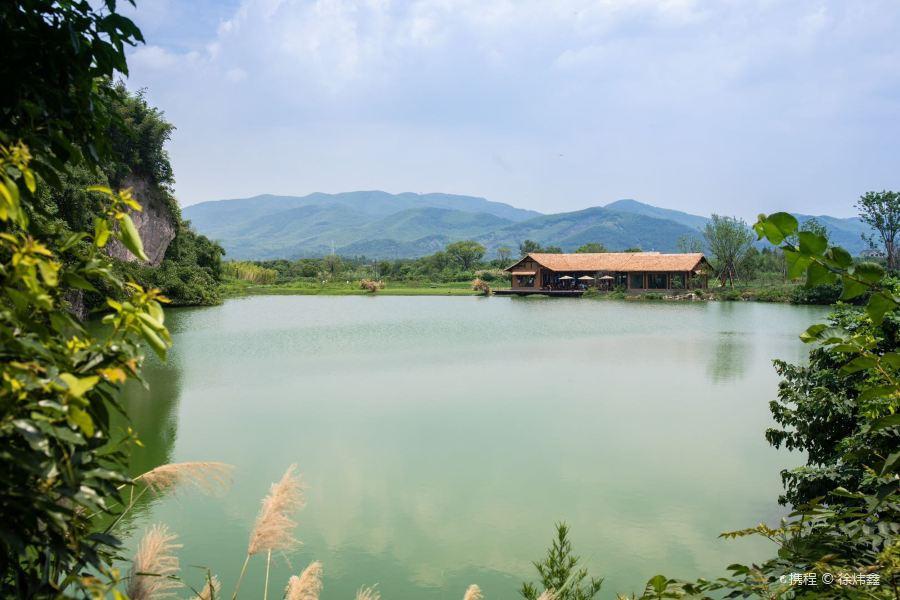 良渚古城遗址公园旅游景点图片