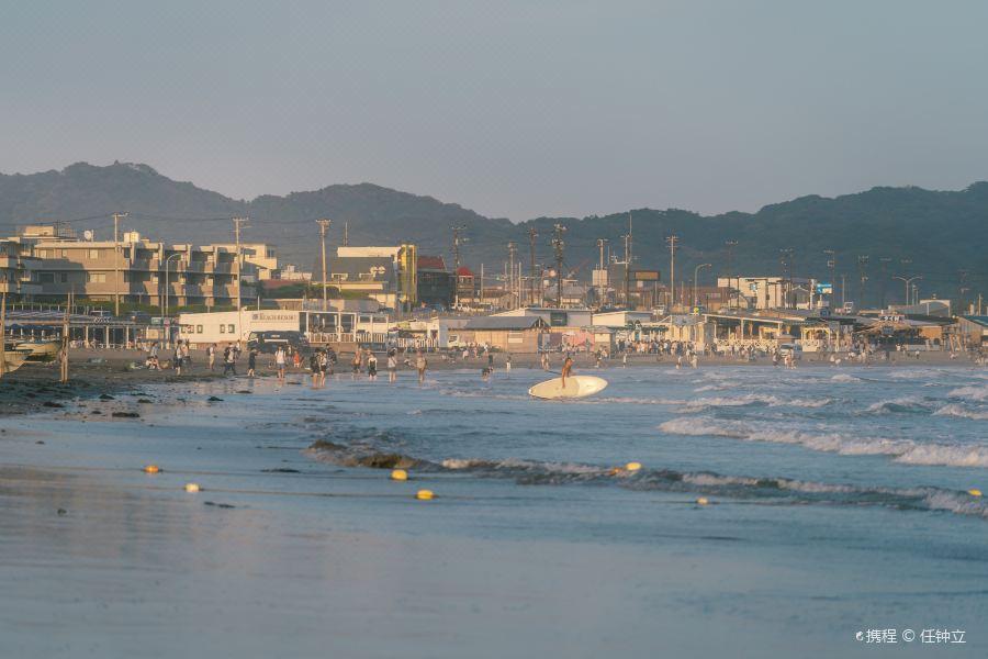 湘南海岸旅游景点图片
